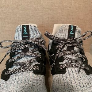 adidas Shoes - Blue Adidas Parley Ultraboost Sneakers